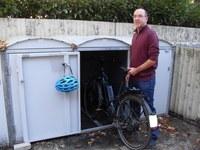 Fahrradbox_Uni
