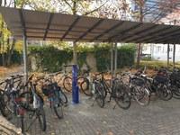 Fahrradreparaturstation Physik